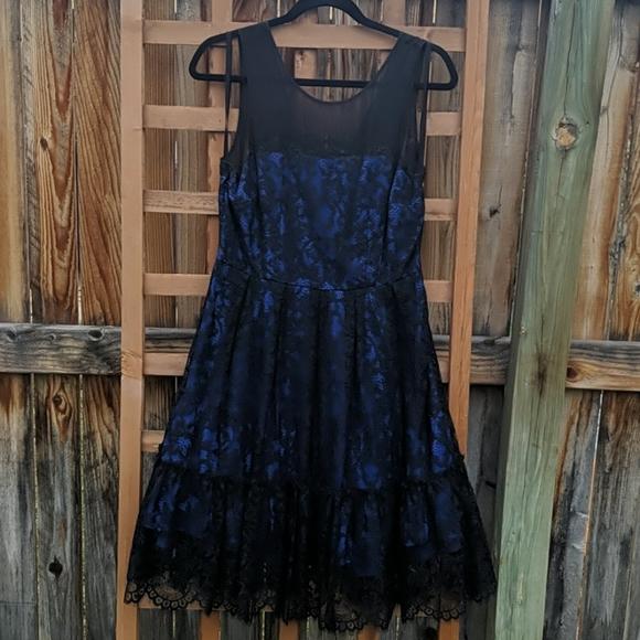 Anthropologie Moulinette Soeurs Lace Dress